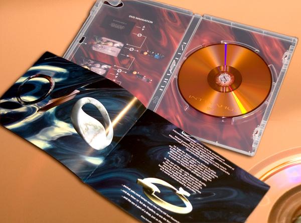 Inti-DVD-Design - Maus über Bild bewegen